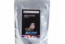 Aviform Black Minerals 1kg - 25 ron